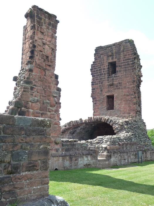 Thumbnails Of Penrith Castle Cumbria Worcs Branch