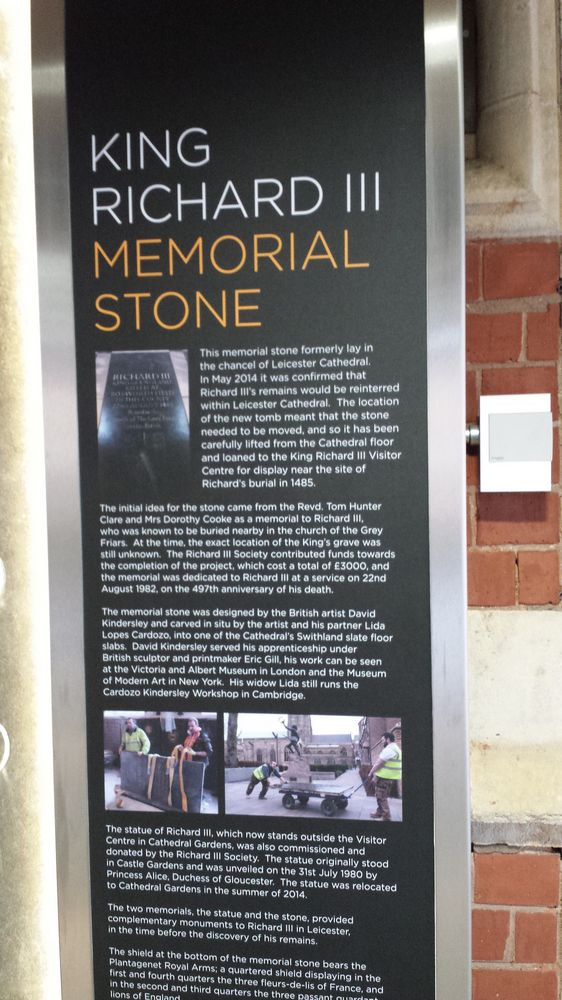 Thumbnails Of Reburial Week In Leicester 22 27 March